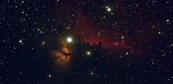 Horse Head & Flame Nebulas