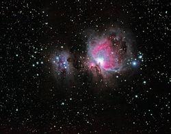 M42-M43 Orion