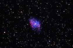 M-1 The Crab Nebula NGC-1952