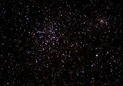 M 38 (NGC 1912) and NGC 1907