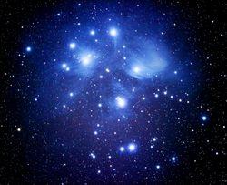M-45 The Pleiades in Taurus