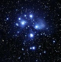 M-45 (Pleiades, Seven Sisters)