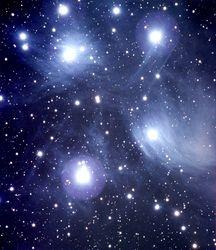 M-45 The Pleiades