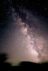 Milky Way Widefield