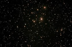 Abell 426 Galaxy Cluster In Perseus