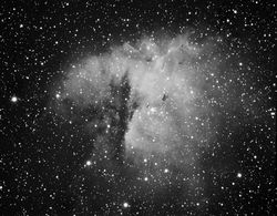NGC 281 In Cassiopeia