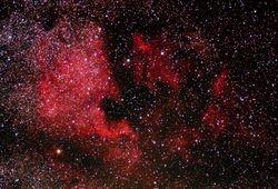 NGC 7000 & IC 5067 Wide Field