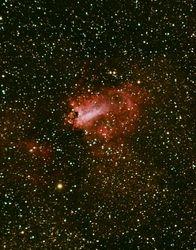 M-17 Swan Nebula