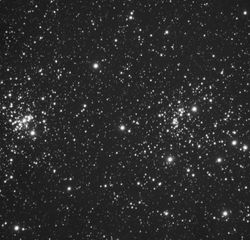 The Double Cluster (NGC 869 and NGC 884)