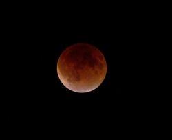 Sept. 27/28 Super Moon Lunar Eclipse