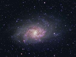 M-33 (NGC 598) in Triangulum