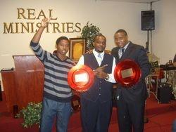 Trinity with Mo'Like Christ