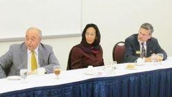 Hunaina Al Mugheri at University of Michigan-Dearborn