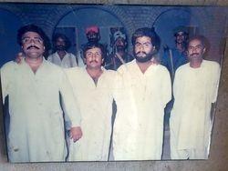 Sardar Aslam Khan Mugheri & Sardar Yar M Rind