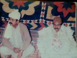 Sardar Aslam Khan & Sardar Jalal Khan Mugheri
