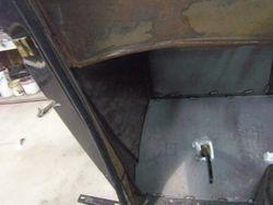 brake pedal arm