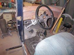 interior mock up