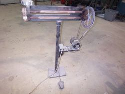 power beed roller (owner made)