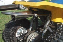 Custom made 4-wheeler