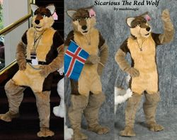 Sicarious The Red Wolf: 2010
