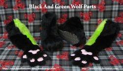 Wolf Parts: 2011