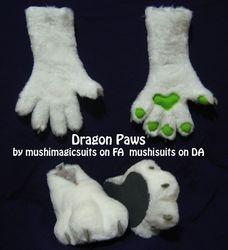 Dragon paws: 2011