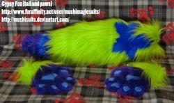 Gypsy fox parts:2011