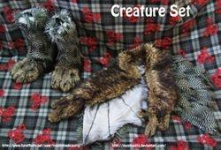 Creature Set: 2011