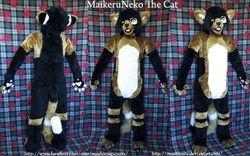 MaikeruNeko The Cat: 2011