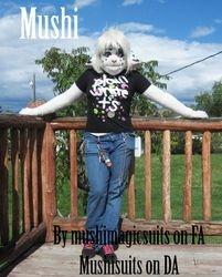 """Mushi """"pug""""2009-current"""