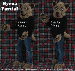 Hyena Partial: 2012