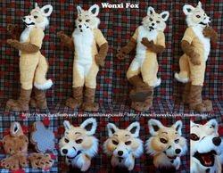 Wonxi Folf (fox/wolf): 2012