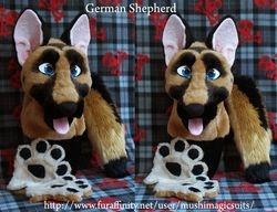 German Shepherd: 2012