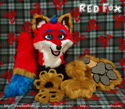 Fleece, Red Fox: 2012