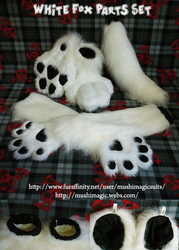 White Fox Parts:  2012