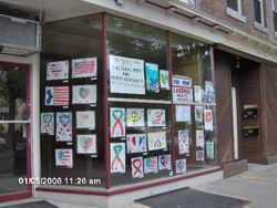 Students from Gloucester Schools Art Exhibit at Empty Storefront