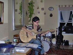 Michelle Adams Biehl, Singer, Songwriter, Guitar