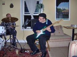 Michael Mantra, Jazz Musician.