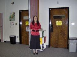 Speaker, Grace Yang