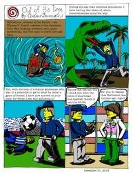 Ulysses' Background Story