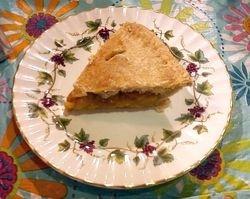Slice of Mango Pie