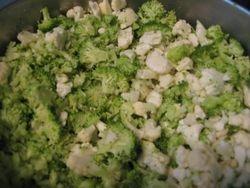 Brócoli y Coliflor