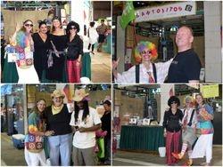 Celebrating Halloween 2011