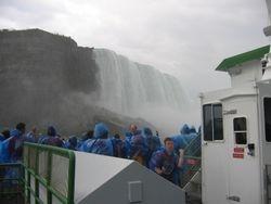 Niagara Falls, Maid of the Mist