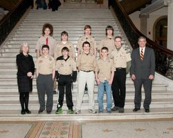2012 State House Tour