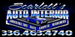 Scarlett's Auto Interior