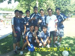 MARBEL AREA VOLLEY BALL TEAM