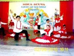 NDMU-IBED FOLK DANCE ENTRY