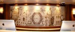 Queen Elizabeth Mural 1