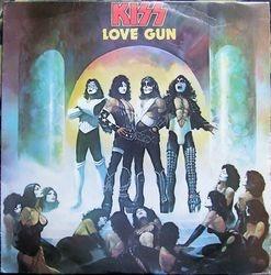 Love Gun Soft Cover Record - 1977